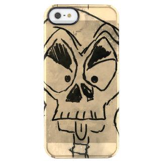 Skullclassic Iphone Case Capa Para iPhone SE/5/5s Transparente