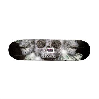 skullz skateboard