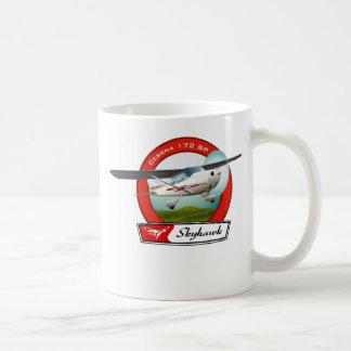 Skyhawk Caneca De Café