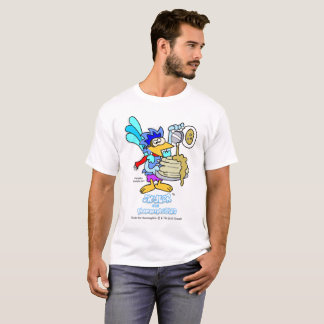 Skyler o t-shirt do colibri camiseta