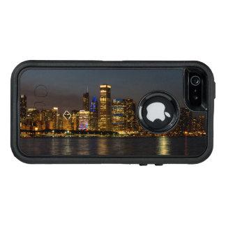 Skyline Chicago Pano da noite