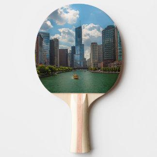 Skyline Chicago Raquete Para Tênis De Mesa