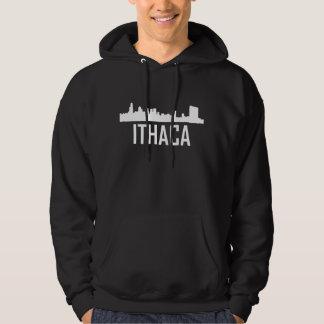 Skyline da Nova Iorque de Ithaca Moletom