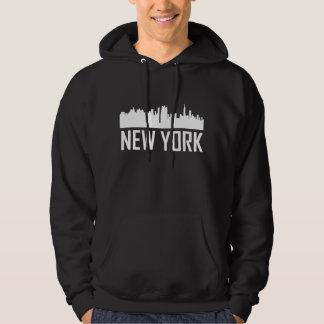 Skyline da Nova Iorque Moletom