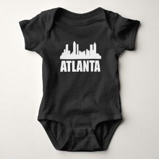 Skyline de Atlanta GA Body Para Bebê