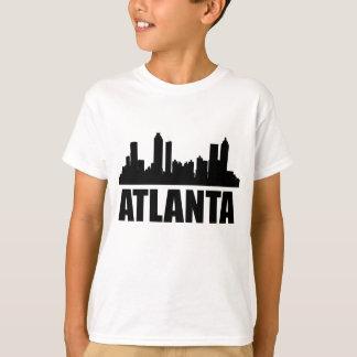 Skyline de Atlanta GA Camiseta