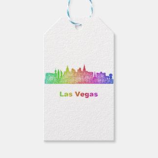 Skyline de Las Vegas do arco-íris