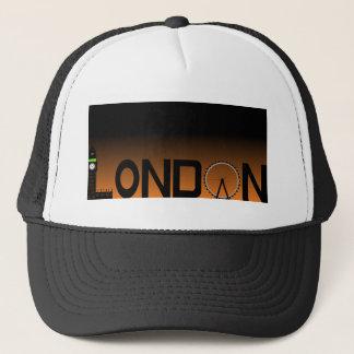 Skyline de Londres Boné