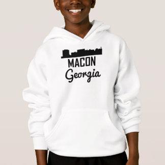 Skyline de Macon Geórgia