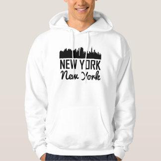 Skyline de New York New York Moletom
