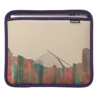 Skyline-Navaho de Dublin Ireland Capa De iPad