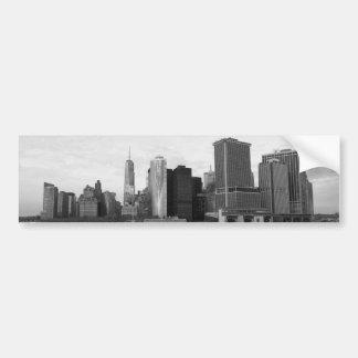 Skyline New York de Manhattan Adesivo Para Carro