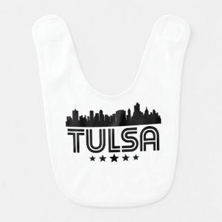 Skyline retro de Tulsa Babador