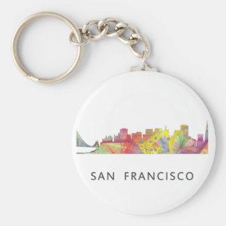 SKYLINE WB1 DE SAN FRANCISCO - CHAVEIRO