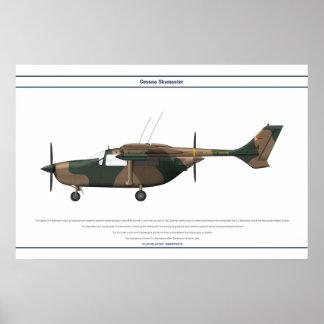 Skymaster Zimbabwe Impressão