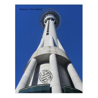 Skytower (Nova Zelândia cartão postal)