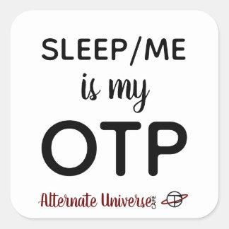 Sleep/Me é minhas etiquetas de OTP