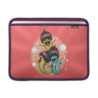 """Sleeve De MacBook Ar 13"""" de Macbook dos MONSTRO dos ALIENS dos"""