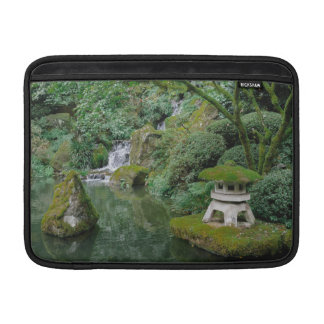 Sleeve De MacBook Jardins japoneses calmos