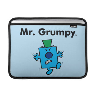 Sleeve De MacBook O Sr. Mal-humorado do Sr. Homem | é um Grump
