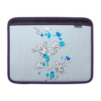 Sleeve De MacBook Tartaruga do ar