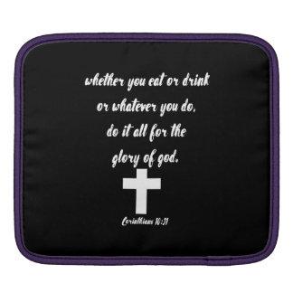 Sleeve Para iPad 10:31 dos Corinthians