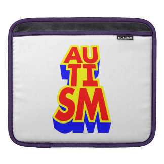 Sleeve Para iPad Autismo