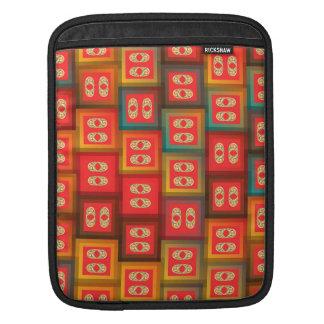 Sleeve Para iPad Azulejos coloridos