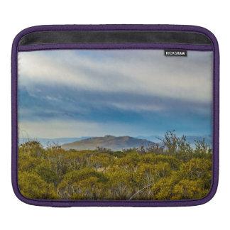 Sleeve Para iPad Cena Patagonian da paisagem, Santa Cruz, Argentina