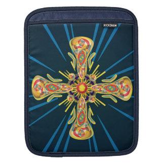 Sleeve Para iPad Cruz da jóia