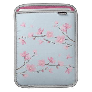 Sleeve Para iPad Flor de cerejeira - fundo transparente