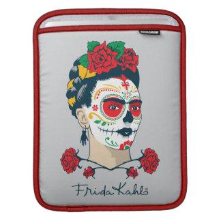 Sleeve Para iPad Frida Kahlo | EL Día de los Muertos