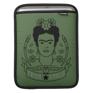 Sleeve Para iPad Frida Kahlo | Heroína