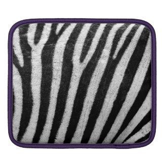 Sleeve Para iPad Impressão da pele da zebra
