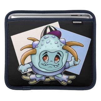 Sleeve Para iPad iPad BONITO ESTRANGEIRO H de 2 DESENHOS ANIMADOS