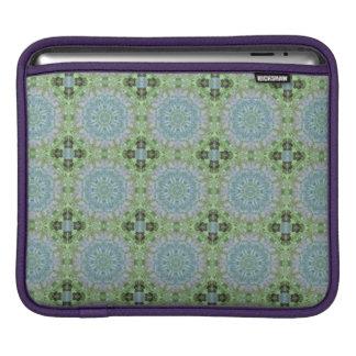 Sleeve Para iPad Luva violeta do iPad do rickshaw do verão da