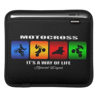 Sleeve Para iPad Motocross legal é um modo de vida