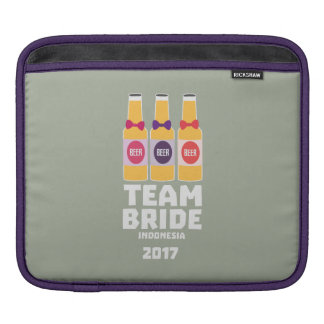 Sleeve Para iPad Noiva Indonésia da equipe 2017 Z2j8u