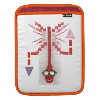Sleeve Para iPad Sr. Termostato Eu-Almofada Luva