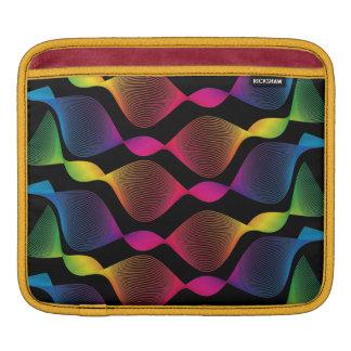 Sleeve Para iPad Torção dos doces de Zinger