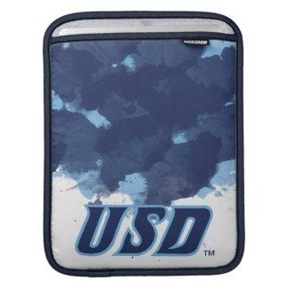 Sleeve Para iPad Universidade da aguarela de San Diego | USD