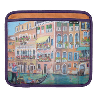 Sleeve Para iPad Venezia - almofada do iPad horizontal