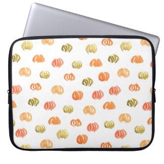 "Sleeve Para Laptop A bolsa de laptop 15"" da abóbora"