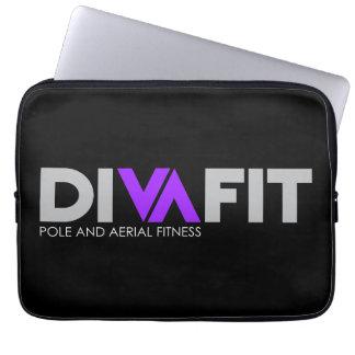 Sleeve Para Laptop A bolsa de laptop de DivaFit