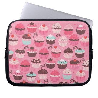 Sleeve Para Laptop A bolsa de laptop de Fluffcakes-