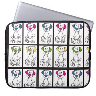 Sleeve Para Laptop A bolsa de laptop de Labrador