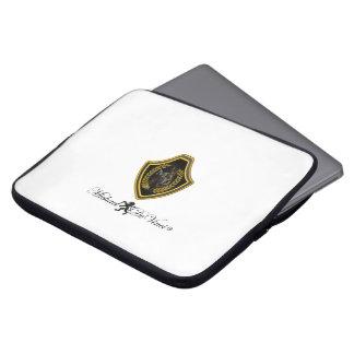 Sleeve Para Laptop A bolsa de laptop de Michael DeVinci 15 polegadas