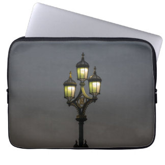 Sleeve Para Laptop A bolsa de laptop do Lamppost