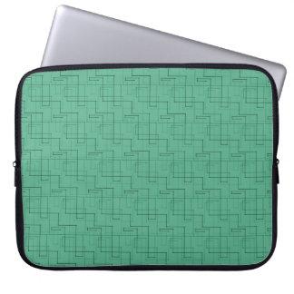 Sleeve Para Laptop A bolsa de laptop do microchip
