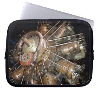 Sleeve Para Laptop A bolsa de laptop do neopreno do motor da estrela